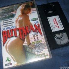 Peliculas: LO MEJOR DE BUTMAN- VHS- TRACY ADAMS- BELLADONNA- CANDY. Lote 227661115