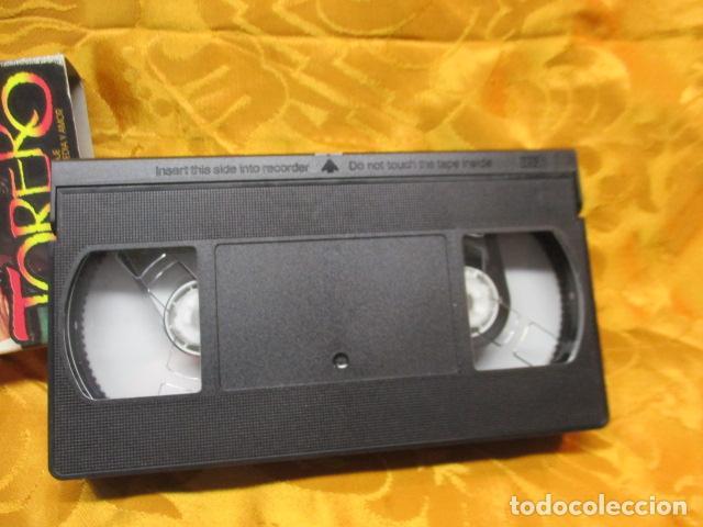 Peliculas: VHS EROTICO / TORERO / ROCCO SIFFREDI / SUNSET. - Foto 6 - 228775780