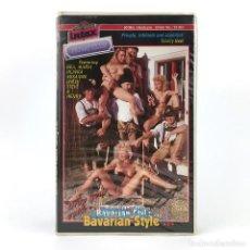 Peliculas: BAVARIAN STYLE PRIVAT CLUB 5 BEINE BREIT DIE BAYERN KOMMEN BEA MARIA OLINKA SUSANNE 1990 GERMANY VHS. Lote 229283300