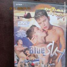 Film: BLUE SKY REGIE VLADO IRESH - DVD PORNO GAY - SOLO PARA ADULTOS - ACTION BOYS. Lote 231228585