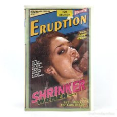 Peliculas: SHRINKER WOMEN 6 JUDY STEEL DIANE MURPHY LANA HEENK ANGELICA TISSOT LAURA SISLEY CUM ERUPTION 31 VHS. Lote 231292045