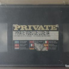 Films: PIRATE VIDEO DELUXE 4 - VHS USADA - PRIVATE. Lote 233948880