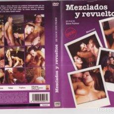 Peliculas: DVD DE EDICION COCO TITULO MEZCLADOS Y REVUELTOS BISEXSUAL. Lote 235052865