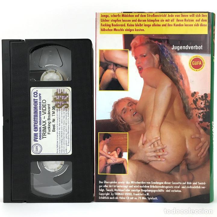 Peliculas: FUCKING BOULEVARD. KIKKI DEE TINA MAY BELLA MOORE SANDRA BABSI JONNY LEE SVEN STEVENSON X TRIMAX VHS - Foto 2 - 235407170