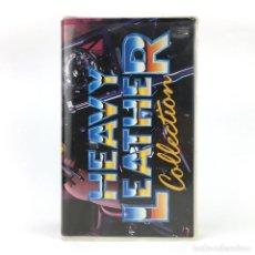 Peliculas: HEAVY LEATHER COLLECTION RENATE BUCCONE CATALOGO LENCERIA LATEX CUERO BDSM XXX VINTAGE REVISTA + VHS. Lote 235407815