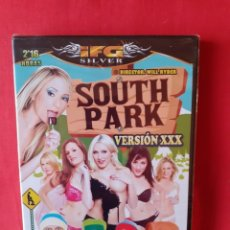 Peliculas: SOUTH PARK VERSION XXX. WILL RYDER. IFG SILVER. 2,16 HORAS (PRECINTADA). Lote 235663940