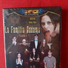 Peliculas: LA FAMILIA ADDAMS VERSION X. RODNEY MOORE. IFG PLATINUM 2, 27 HORAS (PRECINTADA). Lote 235665150