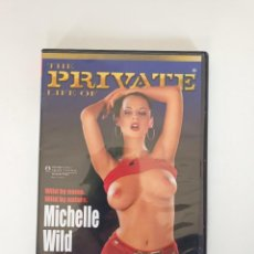 Peliculas: DVD PRIVATE, LIFE OF MICHELLE WILD. Lote 236798370