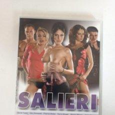 Peliculas: DVD SALIERI. Lote 236801035