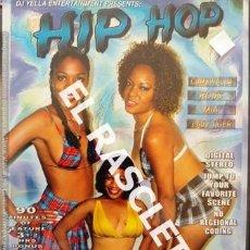 Peliculas: DVD - PELICULA PARA ADULTOS XXX - HIP HOP. Lote 236972950