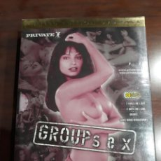 Peliculas: PRIVATE DVD THE BEST OF NÚMEROS 35, 36, 37 Y 53 GROUP SEX. Lote 276061568