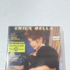 Peliculas: DVD CINE PARA ADULTOS UN MUJER CALIENTE E INFIEL ERICA BELLA. Lote 240804910