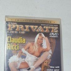 Peliculas: DVD THE PRIVATE LIFE OF CLAUDIA RICCI LEER DESCRIPCION. Lote 240830280