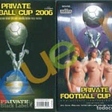 Peliculas: PRIVATE SOCCER CUP 2006 / GISELLE MONET JUSTINE ASHLEY KYRA BANKS LISA ROSE TERA BOND JOY ZAFIRA DVD. Lote 241768000