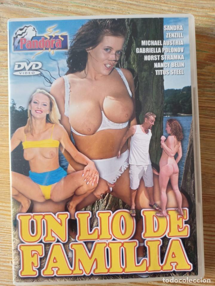 PELÍCULA DVD PARA ADULTOS, UN LÍO DE FAMILIA (Coleccionismo para Adultos - Películas)