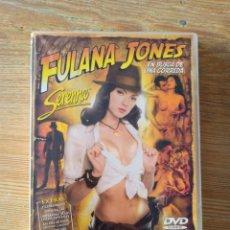 Peliculas: PELÍCULA DVD PARA ADULTOS, FULANA JONES. Lote 241808935