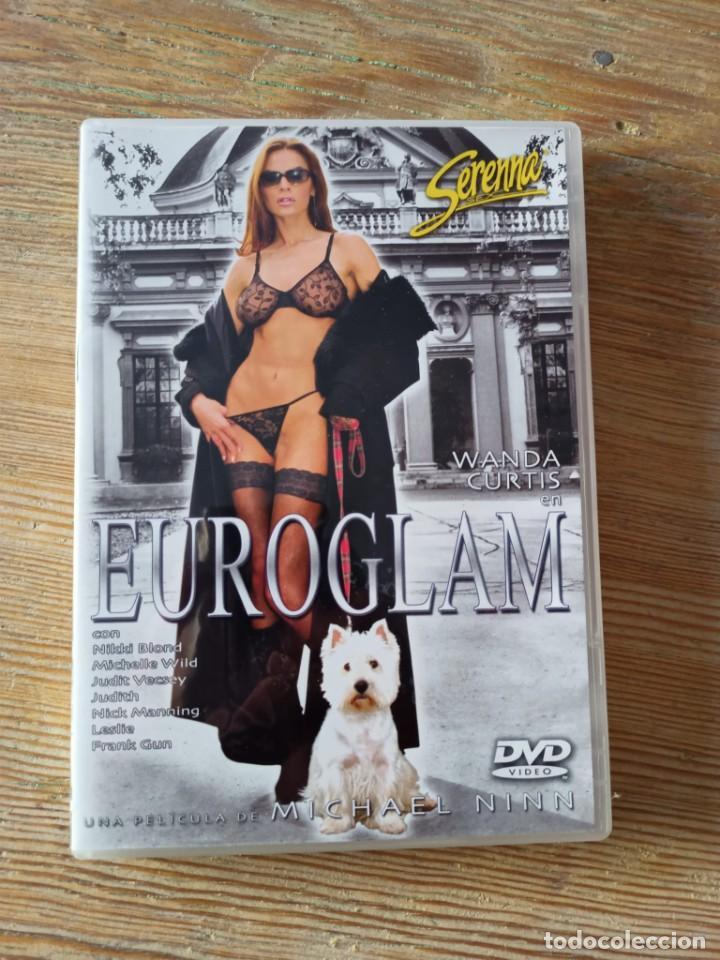 PELÍCULA DVD PARA ADULTOS, EUROGLAM (Coleccionismo para Adultos - Películas)