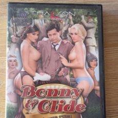 Peliculas: PELÍCULA DVD PARA ADULTOS, BONNY & CLIDE 1. Lote 241809245