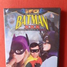 Peliculas: BATMAN XXX. AXEL BRAUN. IFG PLATINUM 2 HORAS (PRECINTADA). Lote 241932510