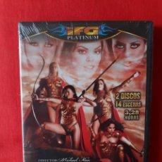 Peliculas: THE FOUR LAS DIOSAS DEL SEXO. MICHAEL NINN. IFG PLATINUM 3,28 HORAS. 2 DVD 14 ESCENAS (PRECINTADA). Lote 241934295