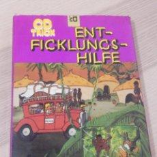 Peliculas: PELÍCULA ERÓTICO PORNOGRÁFICA DE DIIBUJOS ANIMADOS EN SUPER 8 - ENT FICKLUNGS HILFE - CD TRICK NR.2. Lote 242425350