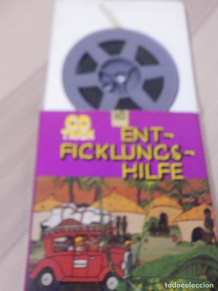 Peliculas: Película erótico Pornográfica de Diibujos animados en Super 8 - Ent Ficklungs Hilfe - CD Trick nr.2 - Foto 3 - 242425350