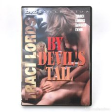 Peliculas: TRACI LORDS NEW WAVE HOOKERS GINGER LYNN DESIREE LANE GINA CARRERA ROOKE FIELDS BY DEVIL´S TAIL DVD. Lote 243036895