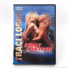 Peliculas: TRACI LORDS FIRST CASTING STACEY DONOVAN JACQUELINE LORIANS LANA BURNER JUST ANOTHER PRETTY FACE DVD. Lote 243038550