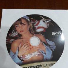 Peliculas: PRIVATE DVD CLASSICS TRIPLE X VIDEO NÚMERO 11. Lote 243277990