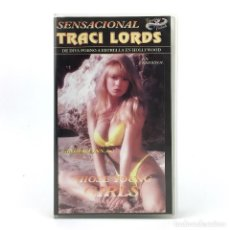 Peliculas: THOSE YOUNG GIRLS. TRACI LORDS GINGER LYNN JOHN HOLMES TOP MODEL JEUNES FILLES JOVENES ARDIENTES VHS. Lote 243797615