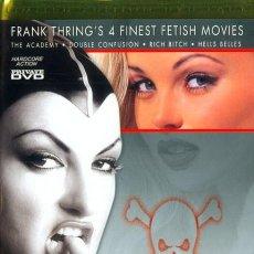 Peliculas: PRIVATE PIRATE FETISH 4 PACK SILVIA SAINT LAURA ANGEL DANIELLA RUSH LEA DE MAE - CAJA LIMITADA 4 DVD. Lote 243967435