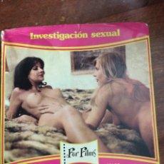 Peliculas: CINE ADULTOS Nº19 SUPER 8 COLOR KODAK INVESTIGACIÓN SEXUAL FOR FILMS BOBINA DE 60 METROS SONORO ESPA. Lote 244555755