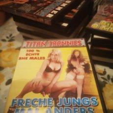 Peliculas: PELÍCULA DVD ADULTO. Lote 245132540