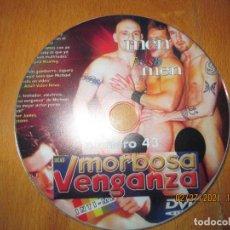 Peliculas: MORBOSA VENGANZA - Nº 43 - VERSION X PELICULA PORNO DVD GAY. Lote 245304690