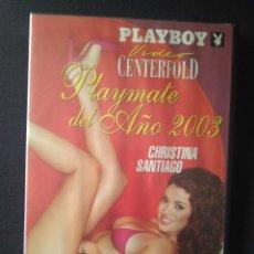 Peliculas: PLAYBOY PLAYMATE CHRISTINA SANTIAGO 2003 DVD. Lote 245442765