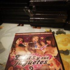 Peliculas: PELÍCULA DVD ADULTO. Lote 246012750