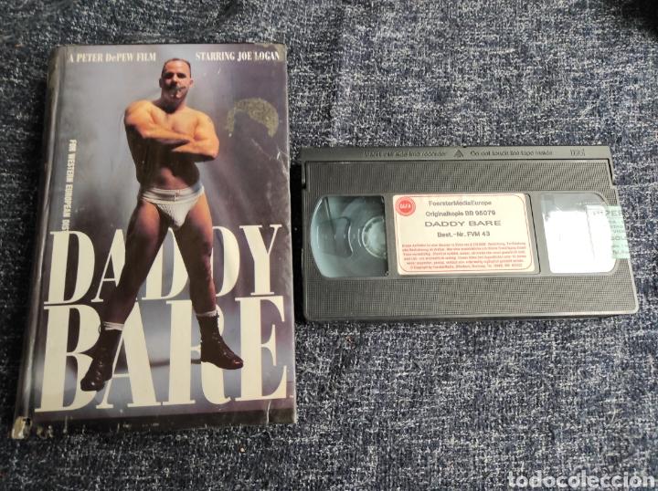 VHS GAY DADDY BARE - EROTISMO VINTAGE AÑOS 90 (Coleccionismo para Adultos - Películas)