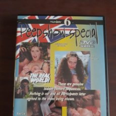 Peliculas: PRIVATE DVD PEEPSHOW SPECIAL NÚMERO 6. Lote 246236010