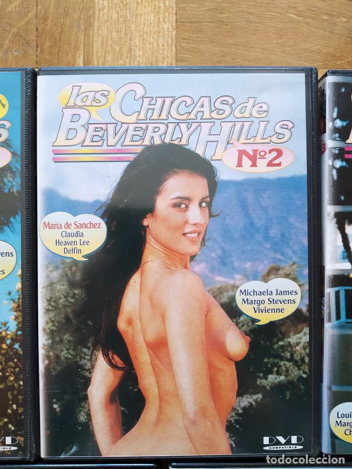 Peliculas: 5 DVD LAS CHICAS DE BEVERLY HILLS. COLECCION COMPLETA. MARIA DE SANCHEZ. VIVIENNE. PETER NORTH. VER - Foto 3 - 247741640