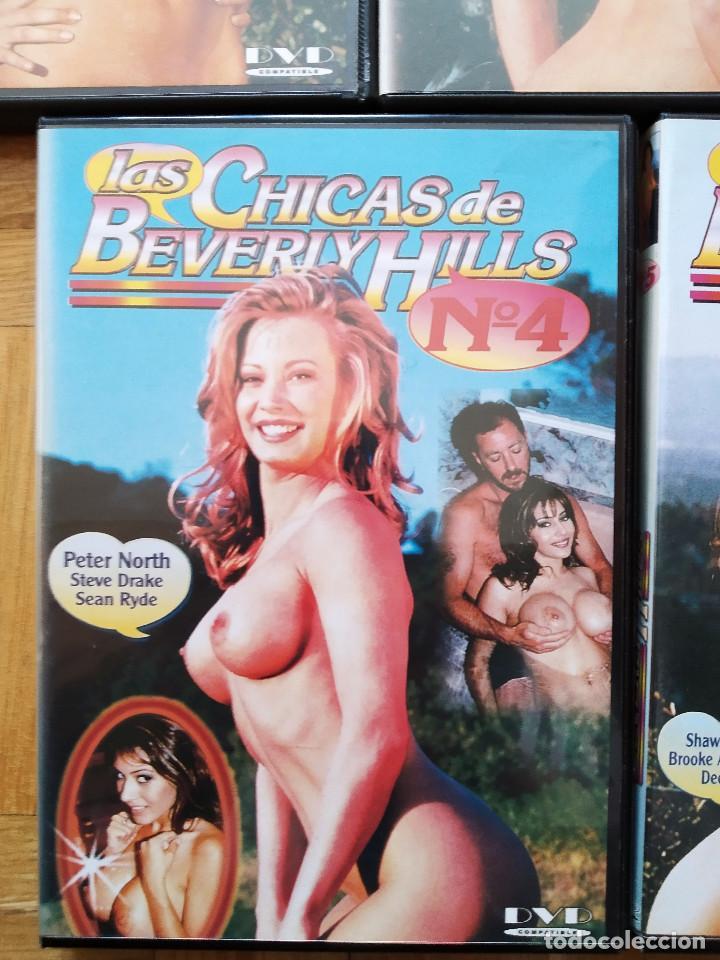 Peliculas: 5 DVD LAS CHICAS DE BEVERLY HILLS. COLECCION COMPLETA. MARIA DE SANCHEZ. VIVIENNE. PETER NORTH. VER - Foto 5 - 247741640