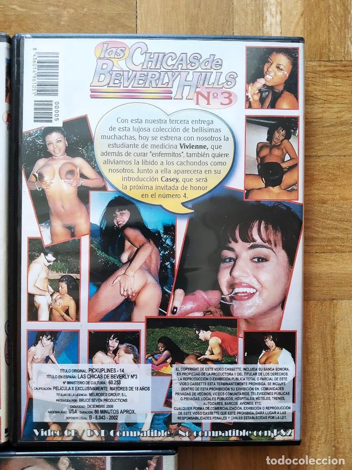 Peliculas: 5 DVD LAS CHICAS DE BEVERLY HILLS. COLECCION COMPLETA. MARIA DE SANCHEZ. VIVIENNE. PETER NORTH. VER - Foto 10 - 247741640