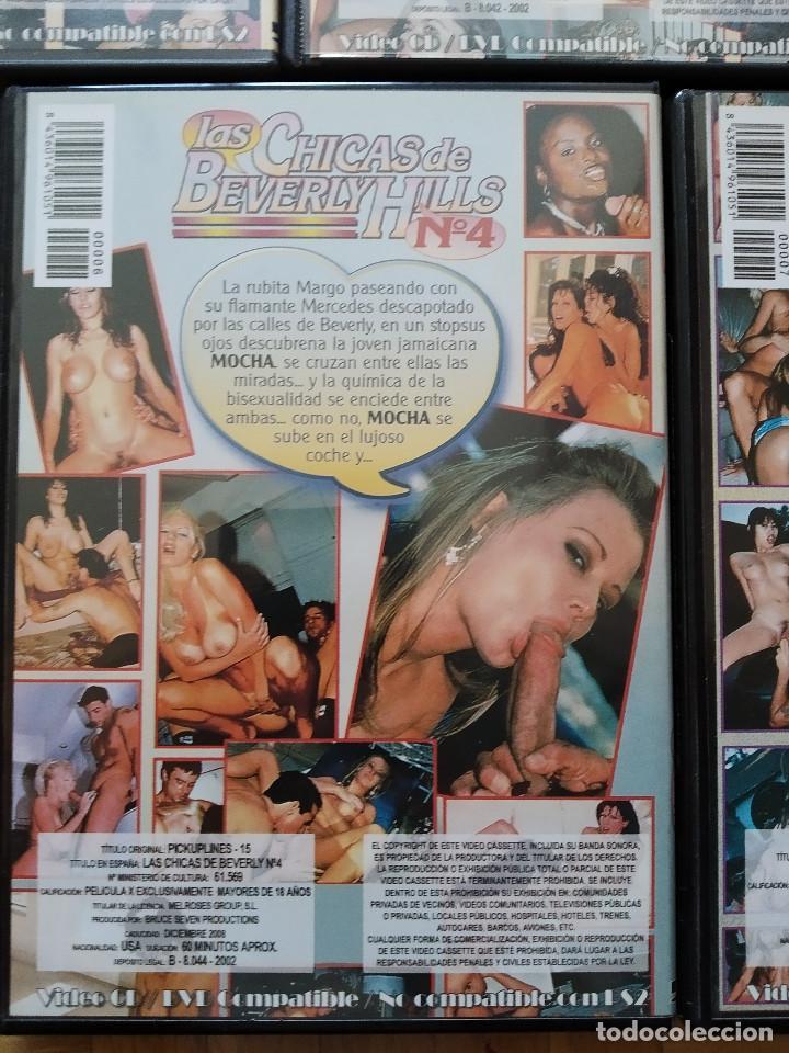 Peliculas: 5 DVD LAS CHICAS DE BEVERLY HILLS. COLECCION COMPLETA. MARIA DE SANCHEZ. VIVIENNE. PETER NORTH. VER - Foto 11 - 247741640