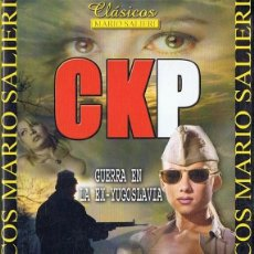 Filmes: GUERRA EN LA EX - YUGOSLAVIA MARIO SALIERI. Lote 253027350