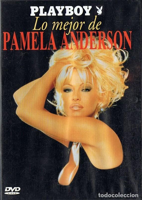 PLAYBOY LO MEJOR DE PAMELA ANDERSON (Coleccionismo para Adultos - Películas)