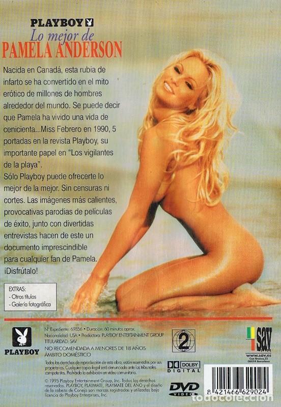 Peliculas: PLAYBOY LO MEJOR DE PAMELA ANDERSON - Foto 2 - 253027980