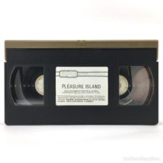 Peliculas: CINTA SUELTA PLEASURE ISLAND KIMBERLY CARSON KELLY NICHOLS TISH AMBROSE CHELSEA BLAKE RENEE SUMM VHS. Lote 255411070