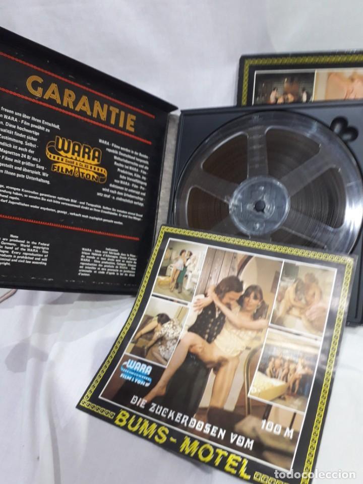 Peliculas: 3 películas para adultos súper 8 wars films & ton bums motel - Foto 2 - 255948355