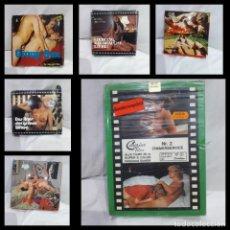 Filmes: LOTE 6 PELICULAS PORNO ALEMANAS SÚPER 8 MM. Lote 255997105