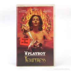 Peliculas: TEMPTRESS PLAYBOY KIM DELANEY CHRIS SARANDON CORBIN BERNSEN DEE WALLACE BEN CROSS JESSICA WALTER VHS. Lote 262151075