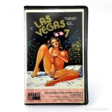 Peliculas: LAS VEGAS 7 TRUTH OR DARE PAULA MEADOWS LINDSAY HONEY IAN MCINTYRE MAXINE MILLER MIKE FREEMAN UK VHS. Lote 262229360
